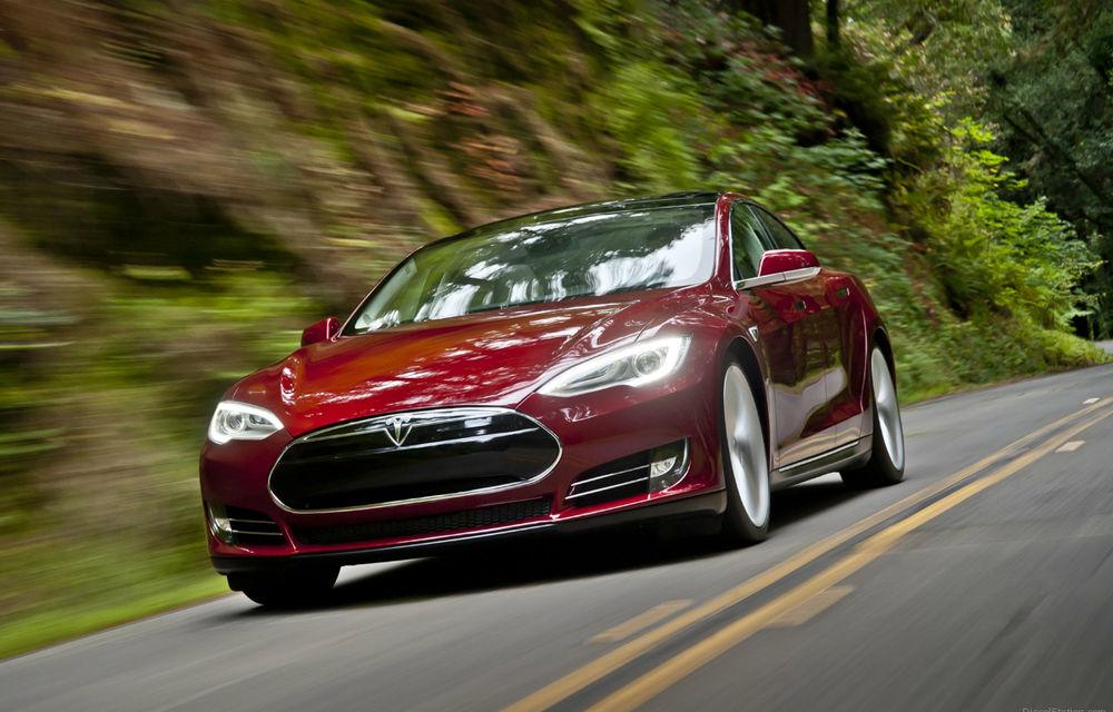 """Tesla: """"Vânzările lui Model S au depăşit aşteptările şi am devenit profitabili"""" - Poza 1"""
