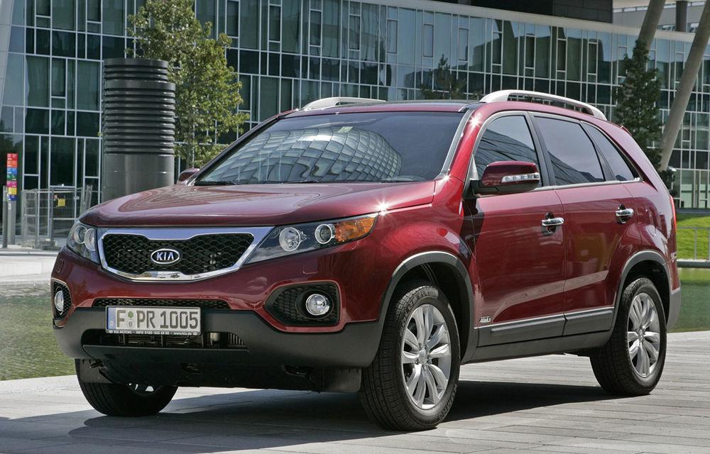 Hyundai şi Kia recheamă în service 1.9 milioane de maşini în Statele Unite - Poza 1