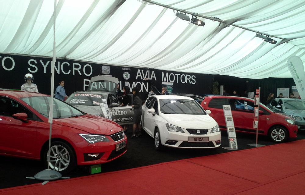 Salonul Auto Moto 2013 - A doua ediţie a unui salon de buzunar - Poza 1
