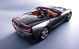 Primul Corvette Stingray Convertible a fost vândut pentru un milion de dolari