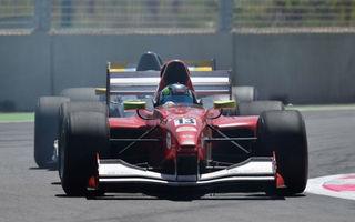 Vişoiu, aproape de podium în etapa de AutoGP de la Marrakech