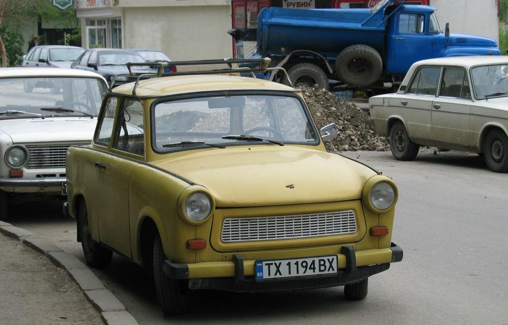 Autorităţile bulgare ar putea să confişte 35.000 de maşini conduse de români - Poza 1