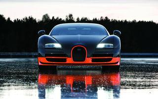 Bugatti Veyron Super Sport şi-a pierdut titlul Guinness pentru viteză