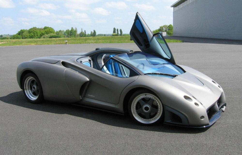 Lamborghini Pregunta, ultima creaţie independentă a italienilor, va fi scoasă la licitaţie - Poza 1