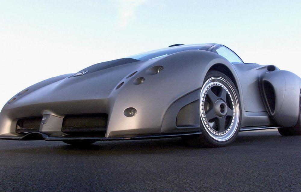 Lamborghini Pregunta, ultima creaţie independentă a italienilor, va fi scoasă la licitaţie - Poza 3