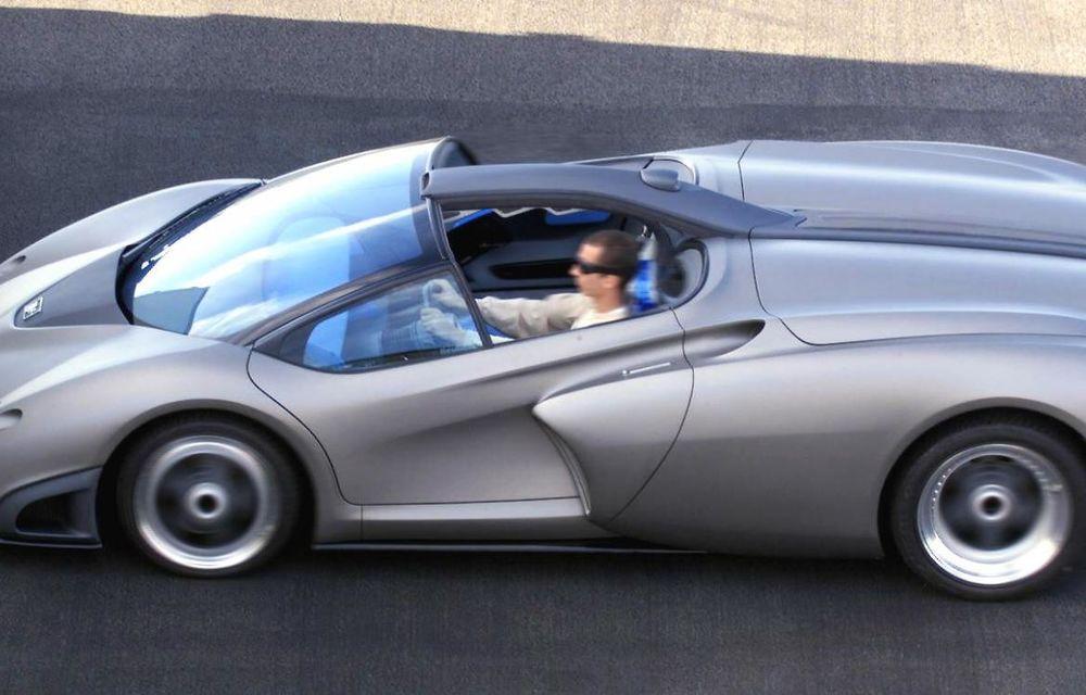Lamborghini Pregunta, ultima creaţie independentă a italienilor, va fi scoasă la licitaţie - Poza 5