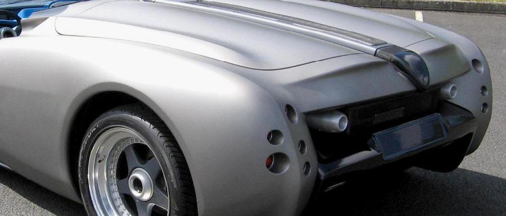 Lamborghini Pregunta, ultima creaţie independentă a italienilor, va fi scoasă la licitaţie - Poza 12