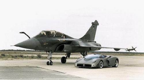 Lamborghini Pregunta, ultima creaţie independentă a italienilor, va fi scoasă la licitaţie - Poza 13