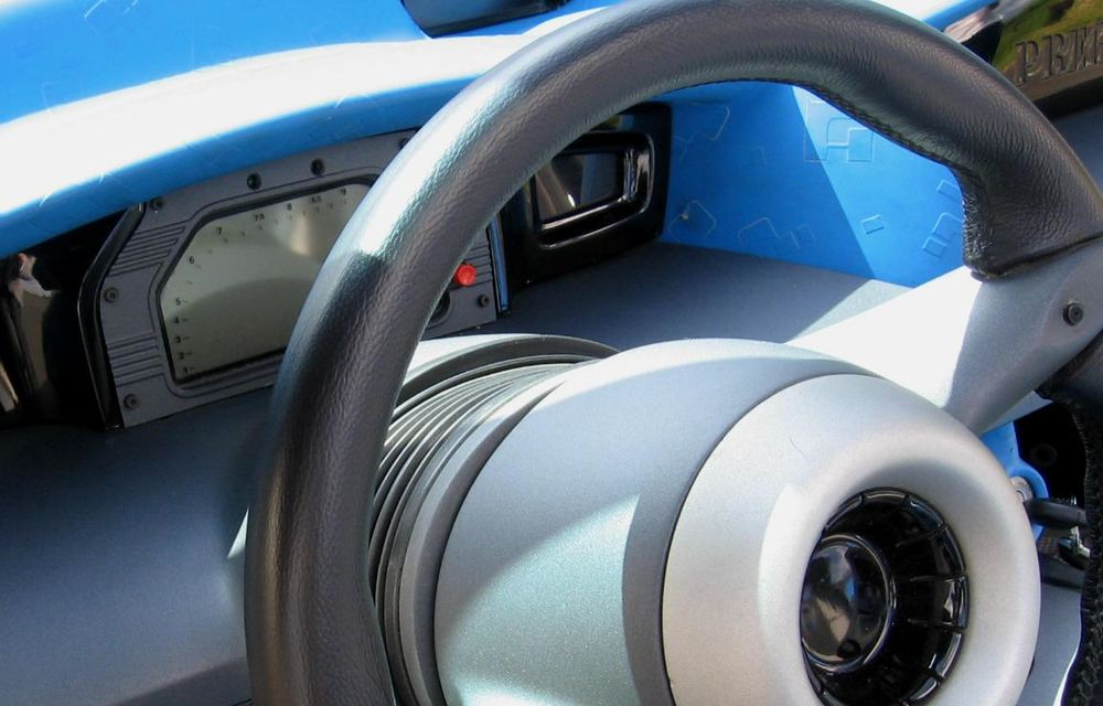 Lamborghini Pregunta, ultima creaţie independentă a italienilor, va fi scoasă la licitaţie - Poza 6