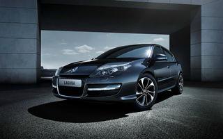 Renault Laguna, facelift pentru toată gama
