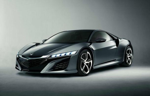Honda a deschis listele de comenzi pentru noul NSX în Regatul Unit - Poza 1