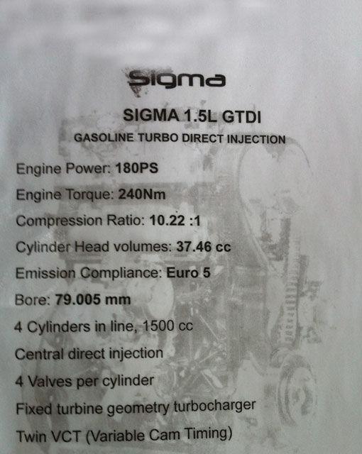 Specificaţiile motorului Ford Ecoboost de 1.5 litri, produs la Craiova - Poza 2