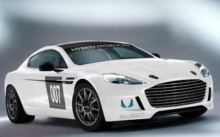 Premieră istorică pentru Aston Martin: Primul vehicul alimentat cu hidrogen care parcurge Nurburgring-ul