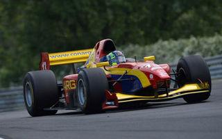 Robert Vişoiu a câştigat un singur punct în etapa de AutoGP de la Hungaroring