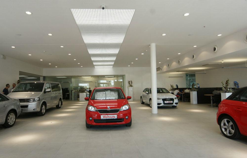 Porsche Pipera, cel mai mare centru auto de lux din Sud-Estul Europei, va fi deschis în prima decadă a lunii mai - Poza 4