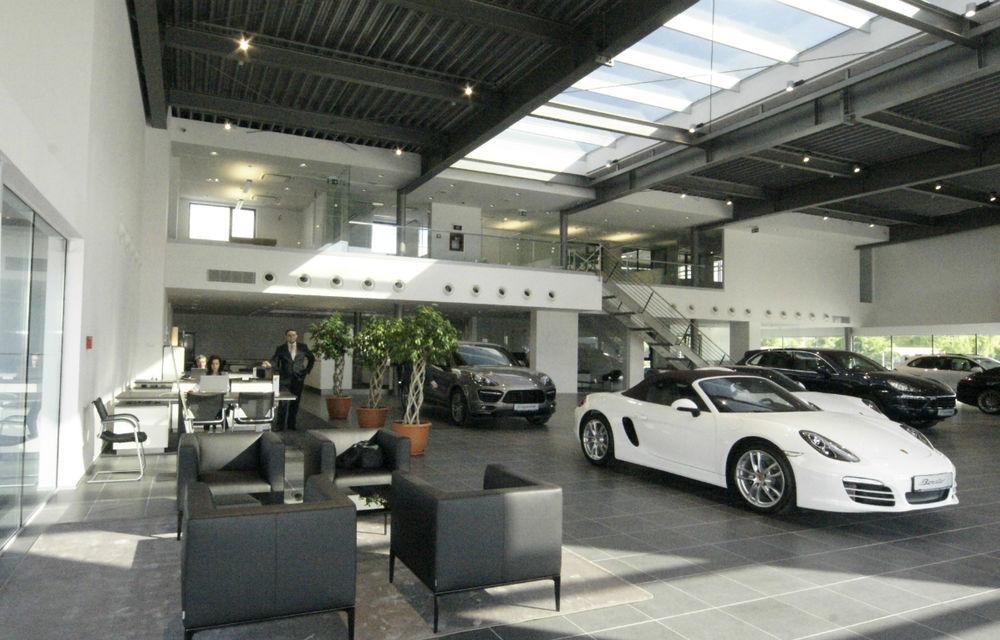 Porsche Pipera, cel mai mare centru auto de lux din Sud-Estul Europei, va fi deschis în prima decadă a lunii mai - Poza 1