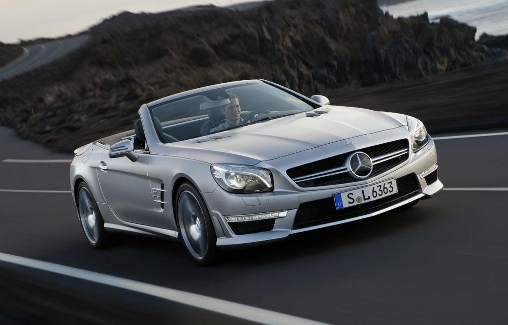 Daimler şi Aston Martin poartă din nou discuţii privind o potenţială colaborare - Poza 1