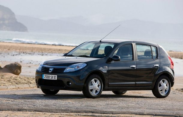STUDIU FIABILITATE ADAC: Dacia Sandero devansează VW Polo şi alte subcompacte - Poza 1