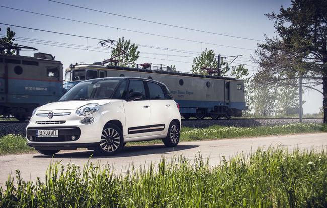 Test drive Fiat 500L