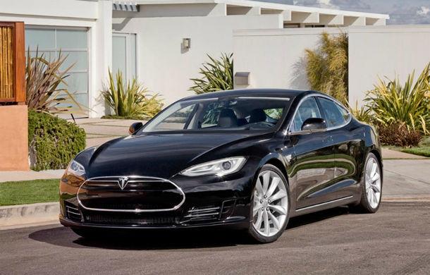 SUA: Tesla Model S depăşeşte navele-amiral ale trio-ului premium din Germania la vânzări în primul sfert al anului - Poza 1