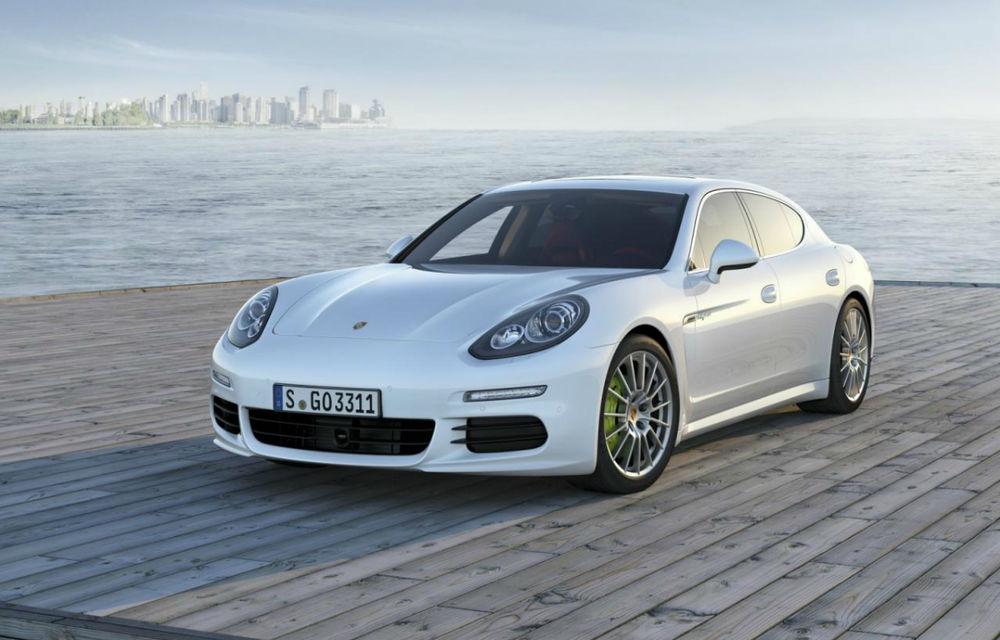Porsche pregăteşte hibridizarea întregii game în următorii ani - Poza 1
