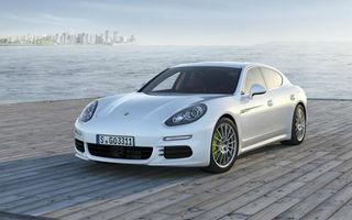 Porsche pregăteşte hibridizarea întregii game în următorii ani