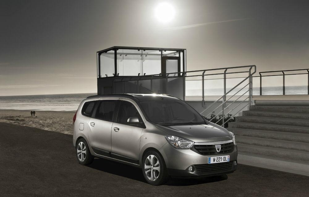 Dacia a intrat pe piaţa din Danemarca cu Lodgy: 51 de comenzi de la prima operaţiune de porţi deschise - Poza 1