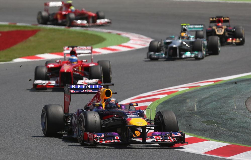 Ecclestone presează Renault să reducă preţul motoarelor pentru 2014 - Poza 1