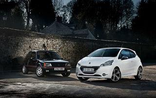 POVEŞTI AUTO: 30 de ani de la lansarea lui Peugeot 205