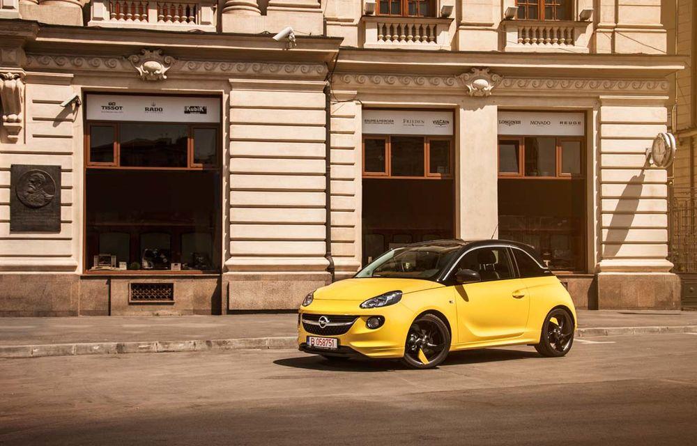 Test drive Opel Adam (2013-prezent)