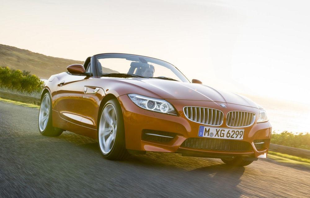 BMW a lansat în România Seria 3 GT şi Z4 facelift - Poza 1