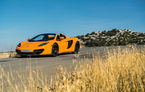 McLaren sărbătoreşte 50 de ani de existenţă cu o ediţie specială MP4-12C