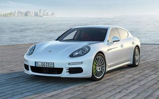 Porsche: Panamera S E-Hybrid a consumat 4.4 litri la sută în timpul testelor independente