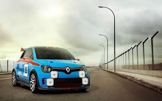 Renault a construit un Twingo de 320 CP: Twin'Run Concept