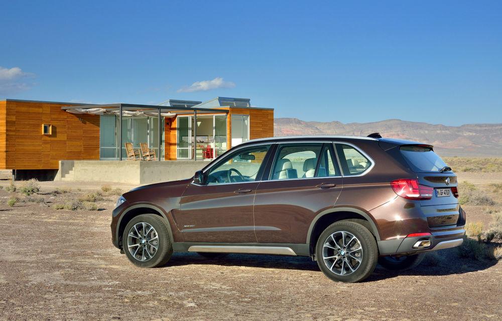 BMW X5 a ajuns la a treia generaţie - imagini şi informaţii oficiale - Poza 17
