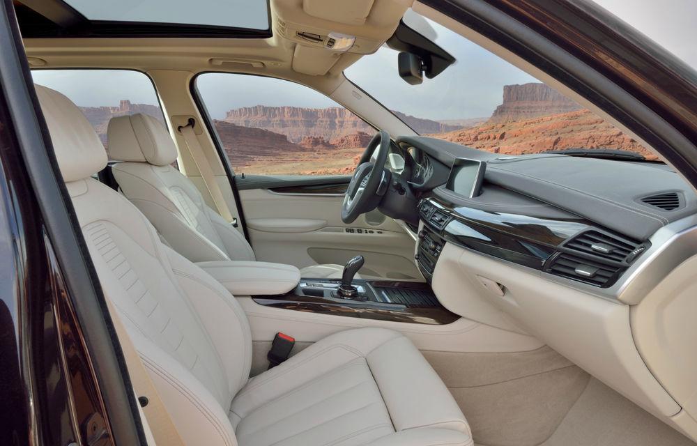 BMW X5 a ajuns la a treia generaţie - imagini şi informaţii oficiale - Poza 22
