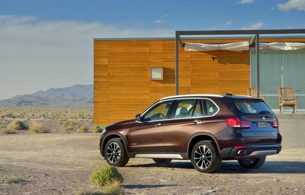BMW X5 a ajuns la a treia generaţie - imagini şi informaţii oficiale - Poza 18