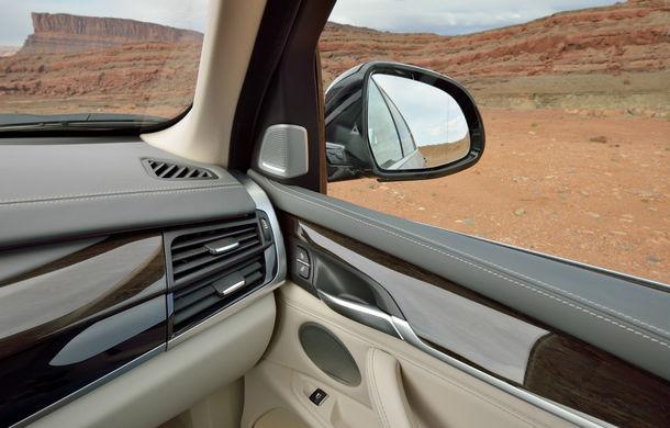 BMW X5 a ajuns la a treia generaţie - imagini şi informaţii oficiale - Poza 25