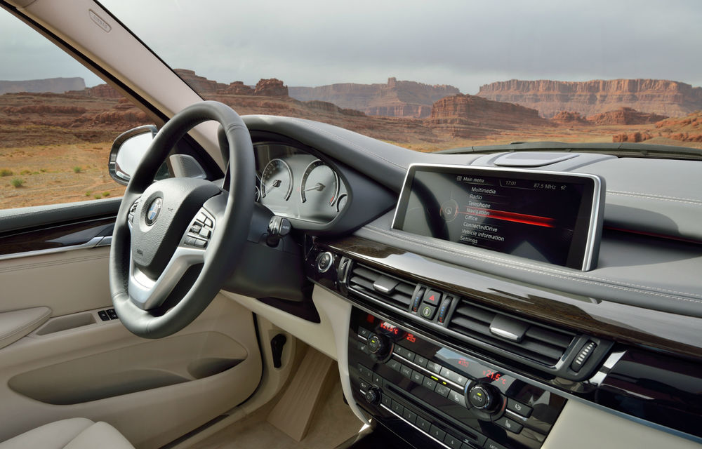 BMW X5 a ajuns la a treia generaţie - imagini şi informaţii oficiale - Poza 21