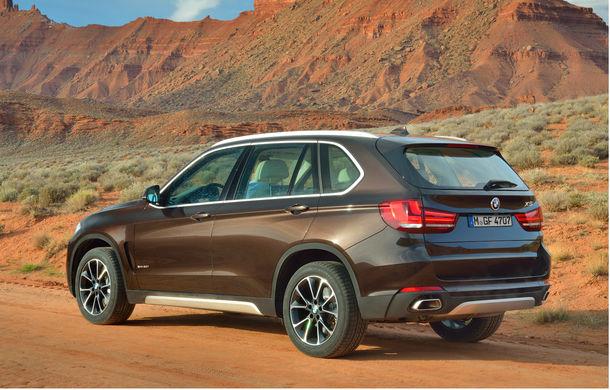 BMW X5 a ajuns la a treia generaţie - imagini şi informaţii oficiale - Poza 12