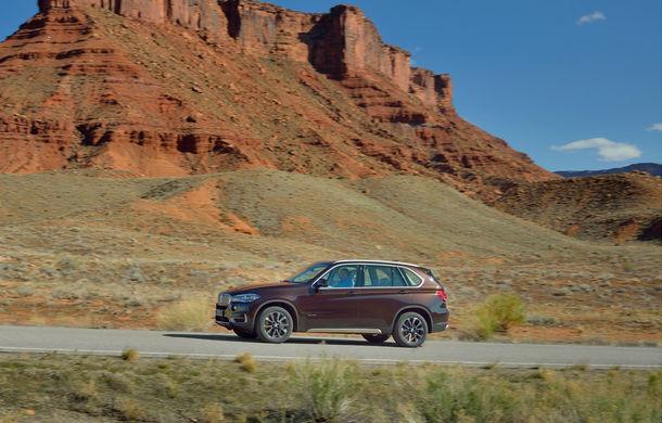 BMW X5 a ajuns la a treia generaţie - imagini şi informaţii oficiale - Poza 16