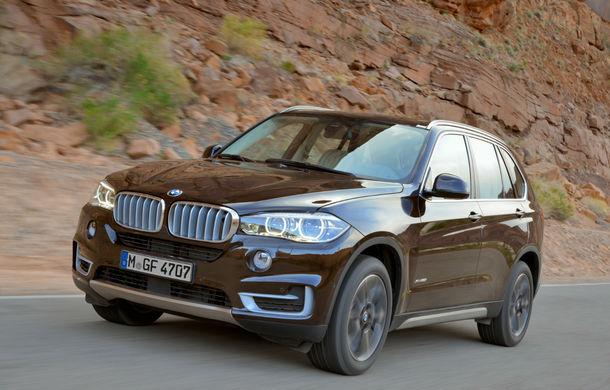 BMW X5 a ajuns la a treia generaţie - imagini şi informaţii oficiale - Poza 8