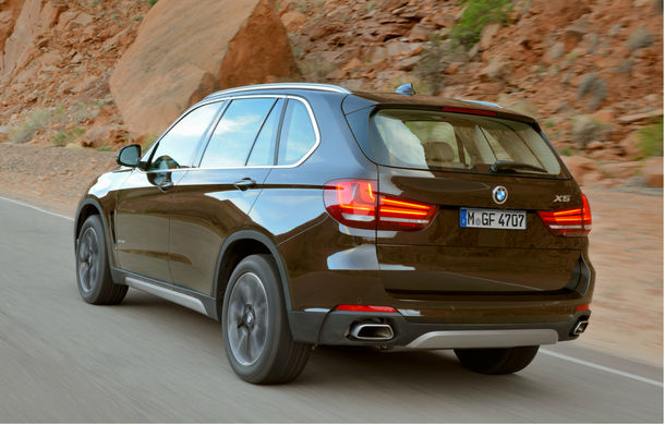 BMW X5 a ajuns la a treia generaţie - imagini şi informaţii oficiale - Poza 9