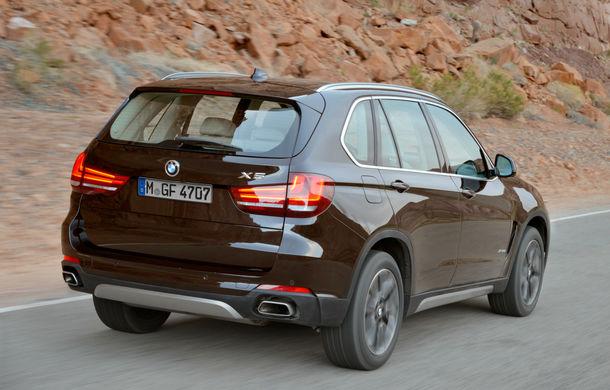 BMW X5 a ajuns la a treia generaţie - imagini şi informaţii oficiale - Poza 11