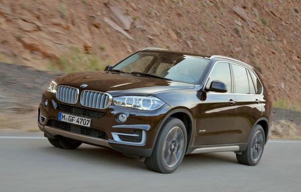 BMW X5 a ajuns la a treia generaţie - imagini şi informaţii oficiale - Poza 7