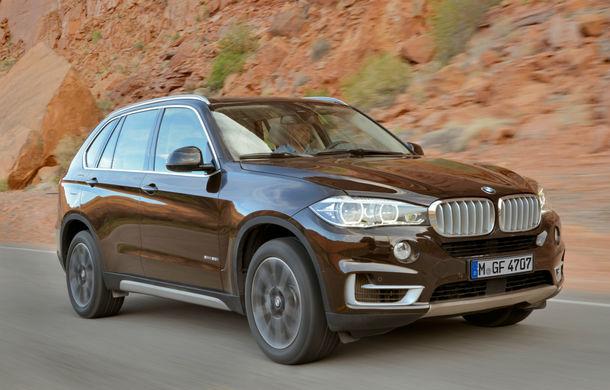 BMW X5 a ajuns la a treia generaţie - imagini şi informaţii oficiale - Poza 6