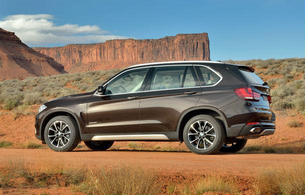 BMW X5 a ajuns la a treia generaţie - imagini şi informaţii oficiale - Poza 14