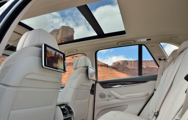 BMW X5 a ajuns la a treia generaţie - imagini şi informaţii oficiale - Poza 24