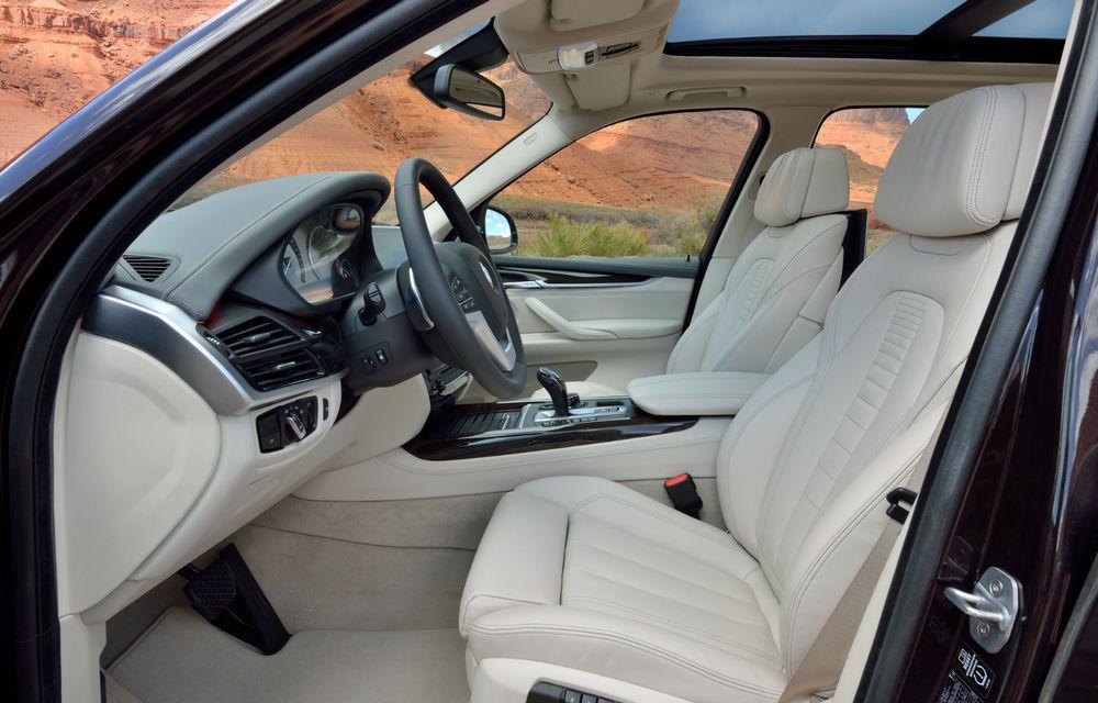 BMW X5 a ajuns la a treia generaţie - imagini şi informaţii oficiale - Poza 23