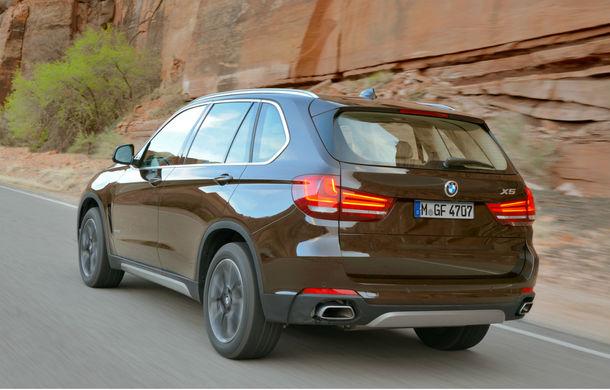 BMW X5 a ajuns la a treia generaţie - imagini şi informaţii oficiale - Poza 10